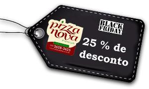 BLACK FRIDAY COM 25% DE DESCONTO